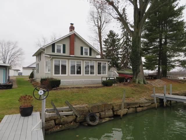 45 Marsh Lane, Buckeye Lake, OH 43008 (MLS #219044431) :: CARLETON REALTY