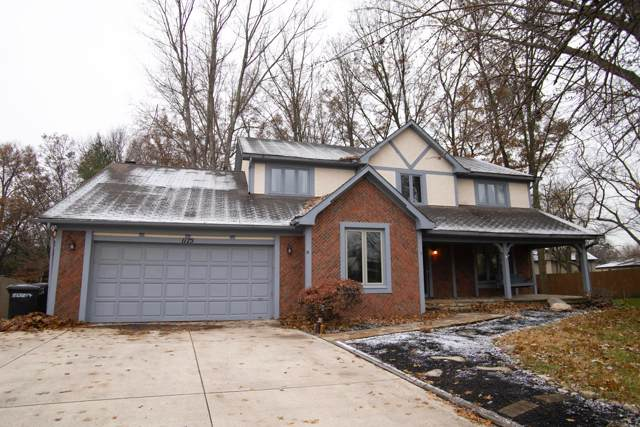 1175 Wallean Drive, Westerville, OH 43081 (MLS #219044447) :: Signature Real Estate