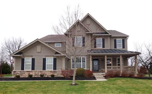 7320 Pinecrest Drive, Blacklick, OH 43004 (MLS #219044455) :: CARLETON REALTY