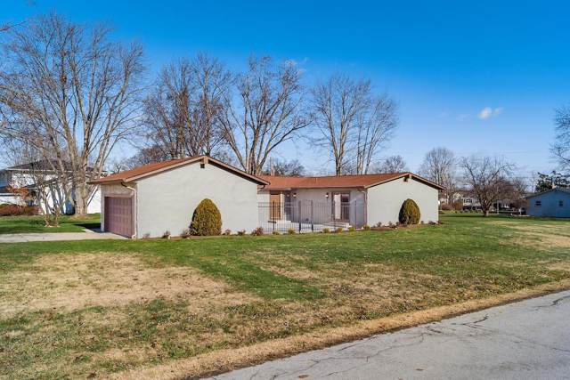 2190 Hills Wood Drive, Grove City, OH 43123 (MLS #219044464) :: Shannon Grimm & Partners Team