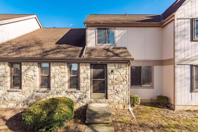 541 Woodingham Place 2-C, Columbus, OH 43213 (MLS #219044473) :: RE/MAX ONE