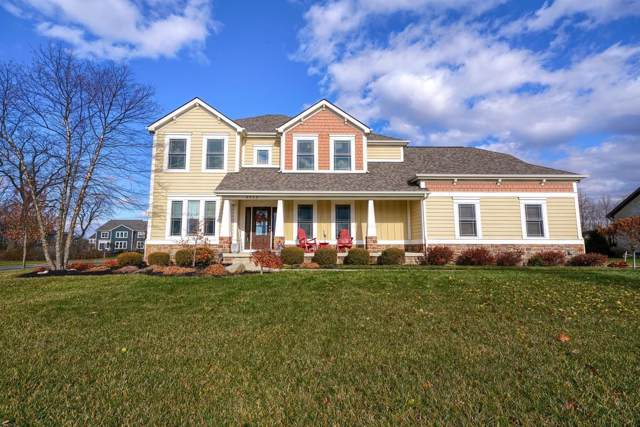 4512 Fox Path Court, Powell, OH 43065 (MLS #219044481) :: Signature Real Estate