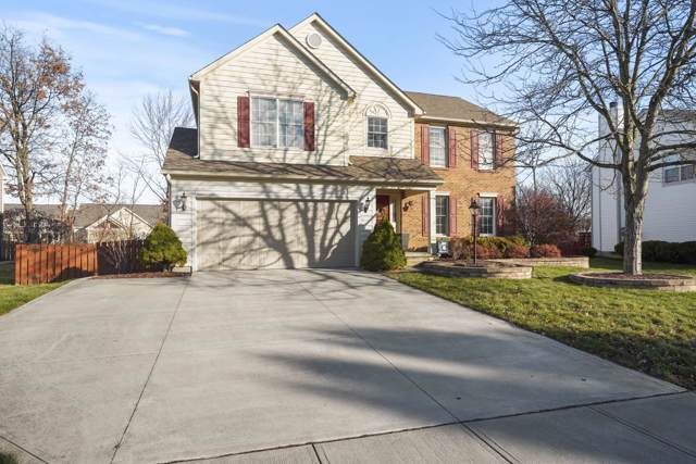 6679 Springview Drive, Westerville, OH 43082 (MLS #219044489) :: BuySellOhio.com