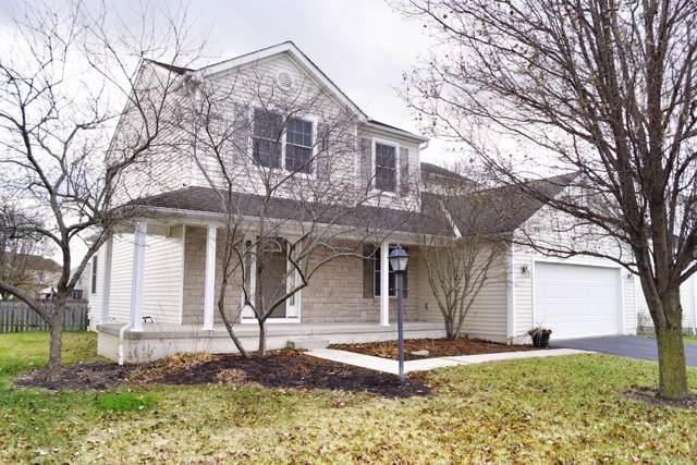 853 Edgewater Lane, Marysville, OH 43040 (MLS #219044491) :: Signature Real Estate