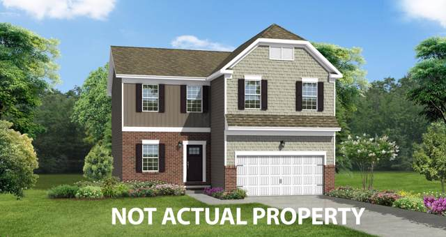 312 Green Acres Drive #258, Johnstown, OH 43031 (MLS #219044512) :: Signature Real Estate