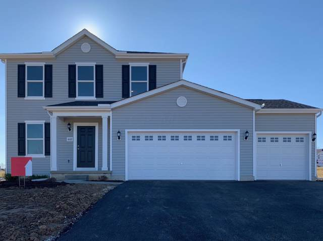 402 Fox Drive, Johnstown, OH 43031 (MLS #219044531) :: Sam Miller Team