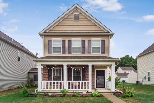 436 Eshlure Court, Delaware, OH 43015 (MLS #219044554) :: Berkshire Hathaway HomeServices Crager Tobin Real Estate