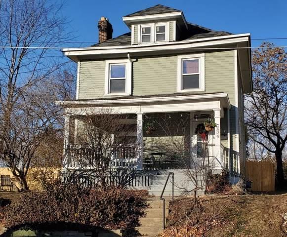 234 E Duncan Street, Columbus, OH 43202 (MLS #219044586) :: BuySellOhio.com