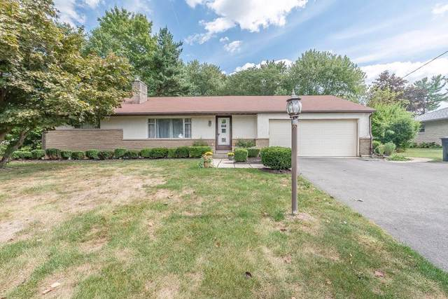 320 N Hamilton Road, Gahanna, OH 43230 (MLS #219044589) :: The Clark Group @ ERA Real Solutions Realty