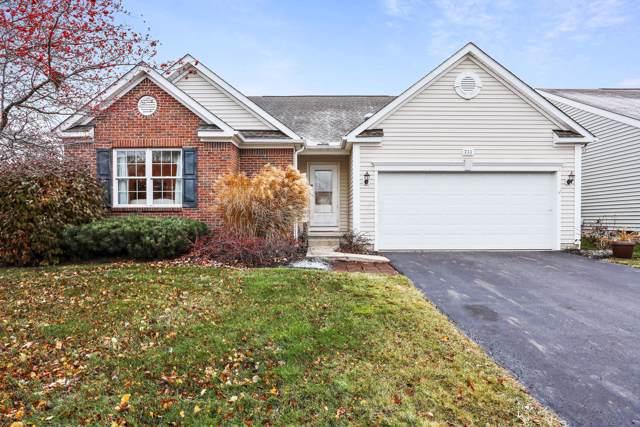 711 Redwood Valley Drive, Blacklick, OH 43004 (MLS #219044609) :: Signature Real Estate