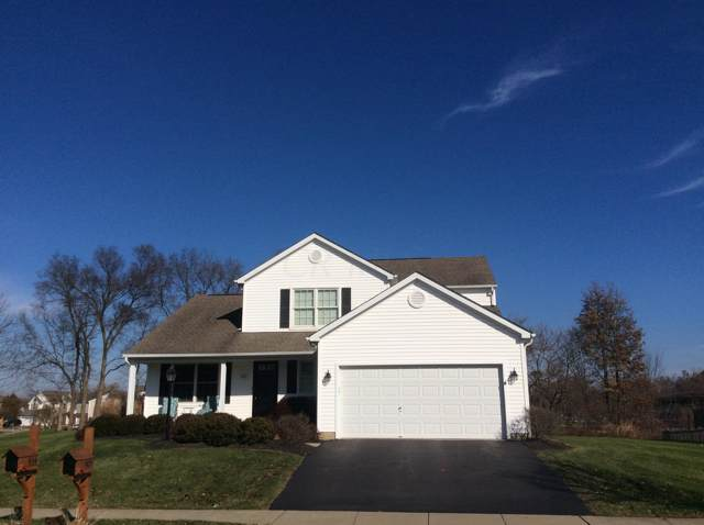434 Flat River Street, Pickerington, OH 43147 (MLS #219044614) :: Susanne Casey & Associates