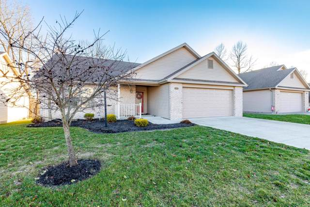563 Stone Bridge Boulevard, Bellefontaine, OH 43311 (MLS #219044639) :: Signature Real Estate