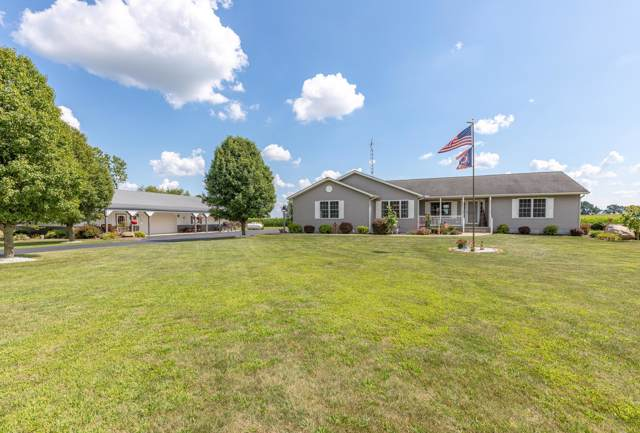 10295 Boundary Road, Richwood, OH 43344 (MLS #219044681) :: Signature Real Estate