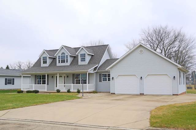 2 Longitude Drive, Mount Vernon, OH 43050 (MLS #219044695) :: Sam Miller Team