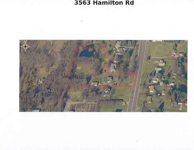 3563 S Hamilton Road, Columbus, OH 43232 (MLS #219044744) :: Signature Real Estate