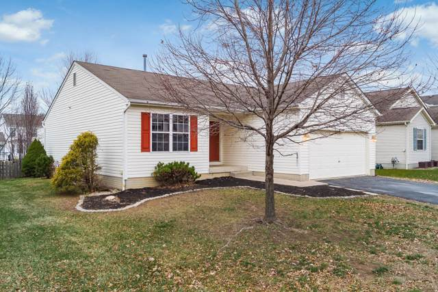 444 Crestmoore Drive, Groveport, OH 43125 (MLS #219044749) :: Signature Real Estate