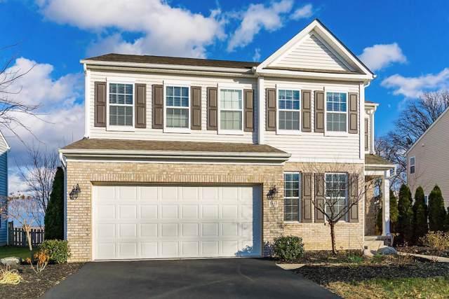 671 Scott Farms Boulevard, Marysville, OH 43040 (MLS #219044752) :: Signature Real Estate