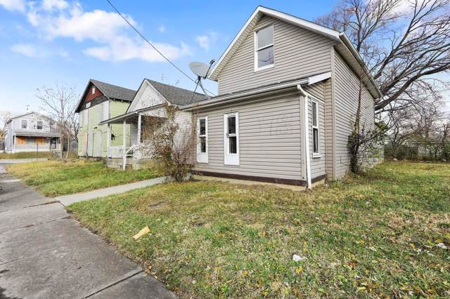394-398 Johnson Street, Columbus, OH 43203 (MLS #219044763) :: Keller Williams Excel