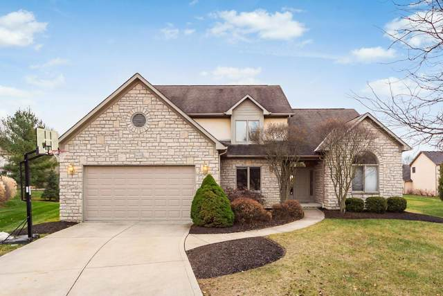 6630 Chanticleer Court, Westerville, OH 43082 (MLS #219044765) :: Exp Realty