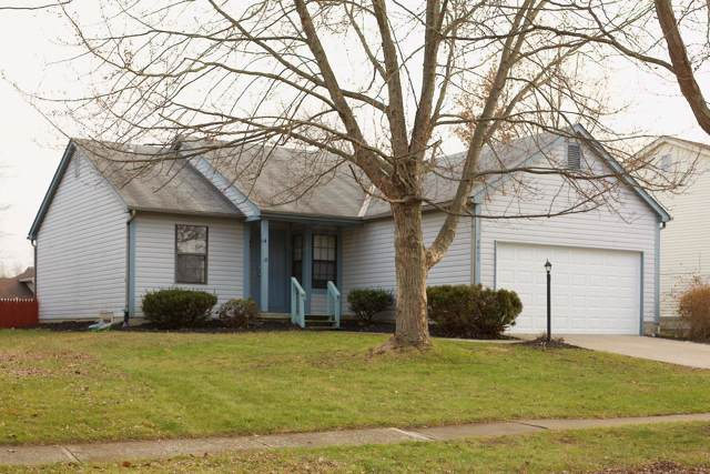 5411 Edie Drive, Hilliard, OH 43026 (MLS #219044767) :: Exp Realty