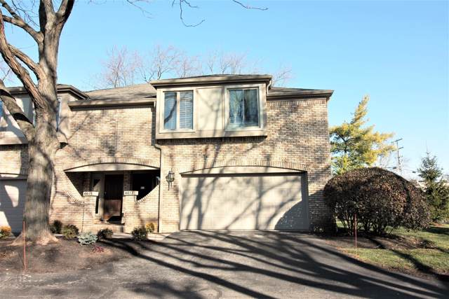 4613 Sandringham Drive B, Columbus, OH 43220 (MLS #219044784) :: Keller Williams Excel