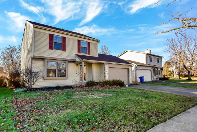 8391 Waco Lane, Powell, OH 43065 (MLS #219044798) :: Susanne Casey & Associates