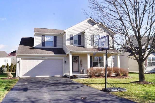 382 Moss Court, Marysville, OH 43040 (MLS #219044813) :: Susanne Casey & Associates