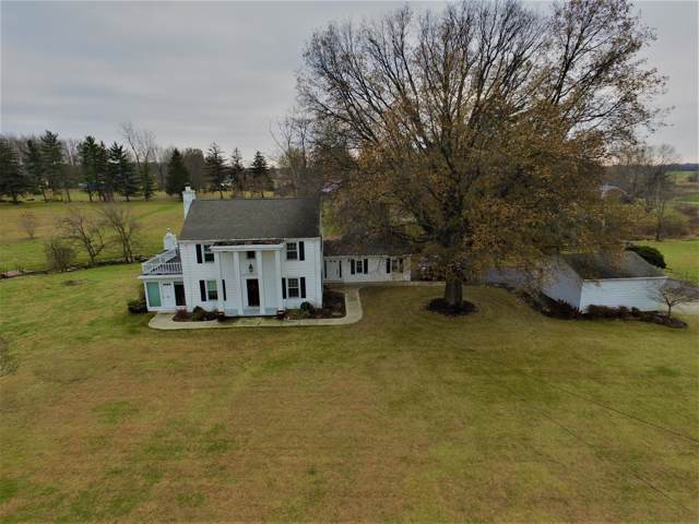 1215 Bucyrus Road, Galion, OH 44833 (MLS #219044851) :: Exp Realty