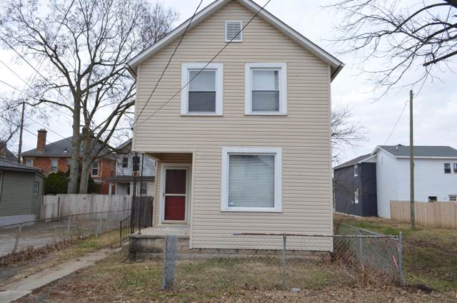 1364 S 3rd (Rear) Street, Columbus, OH 43207 (MLS #219044890) :: ERA Real Solutions Realty