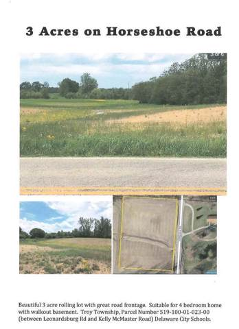 0 Horseshoe Road Lot 161, Delaware, OH 43015 (MLS #219044937) :: Susanne Casey & Associates
