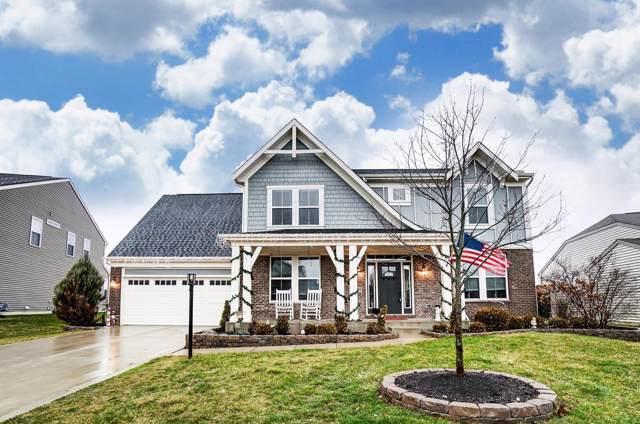 1619 Adena Pointe Drive, Marysville, OH 43040 (MLS #219044961) :: Keller Williams Excel