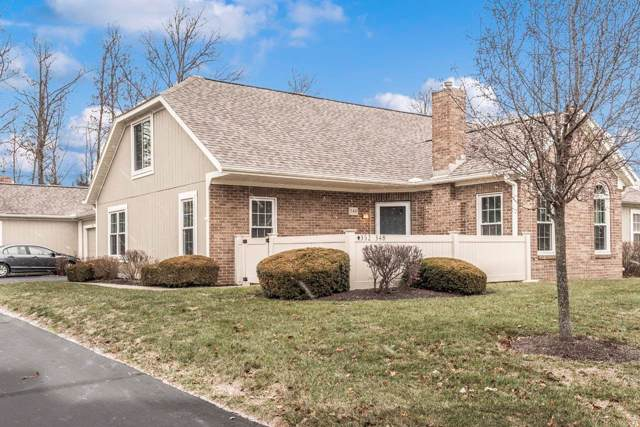 348 Park Woods Lane, Powell, OH 43065 (MLS #219044985) :: The Clark Group @ ERA Real Solutions Realty