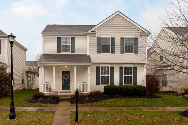 7183 Alma Terrace Drive, New Albany, OH 43054 (MLS #219044992) :: The Clark Group @ ERA Real Solutions Realty