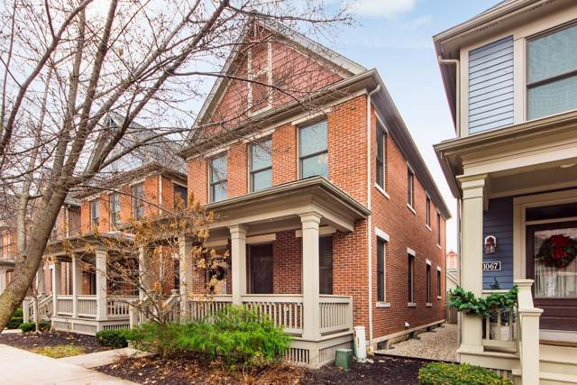 1063 Perry Street, Columbus, OH 43201 (MLS #219045006) :: The Clark Group @ ERA Real Solutions Realty