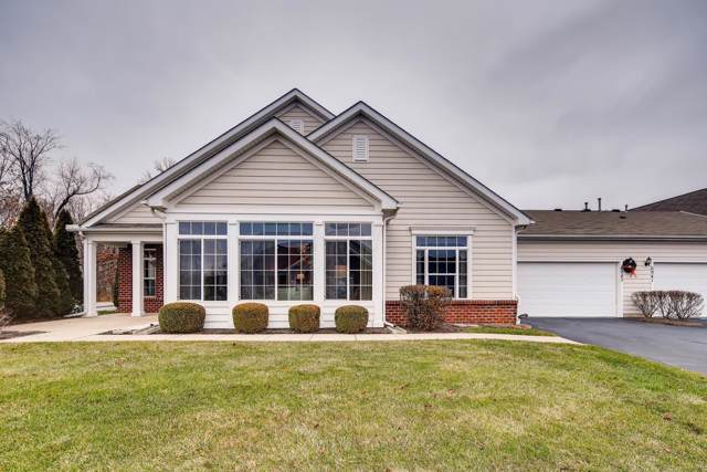 6943 Rothwell Street 2-6943, New Albany, OH 43054 (MLS #219045034) :: The Clark Group @ ERA Real Solutions Realty