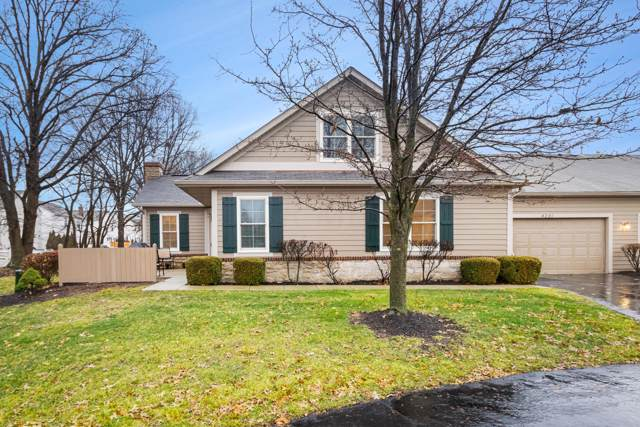 4281 Bridgeside Place 5-4281, New Albany, OH 43054 (MLS #219045050) :: The Clark Group @ ERA Real Solutions Realty