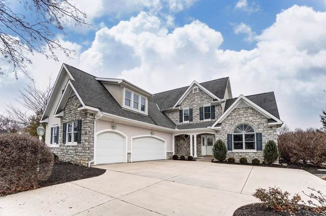 5024 Medallion Drive W, Westerville, OH 43082 (MLS #219045057) :: The Clark Group @ ERA Real Solutions Realty
