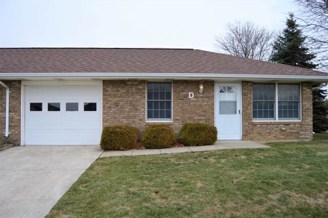401 Buckingham Drive D, London, OH 43140 (MLS #219045074) :: Susanne Casey & Associates
