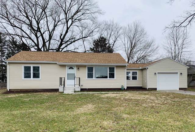 232 Ravenwood Drive, Springfield, OH 45504 (MLS #219045088) :: Berkshire Hathaway HomeServices Crager Tobin Real Estate