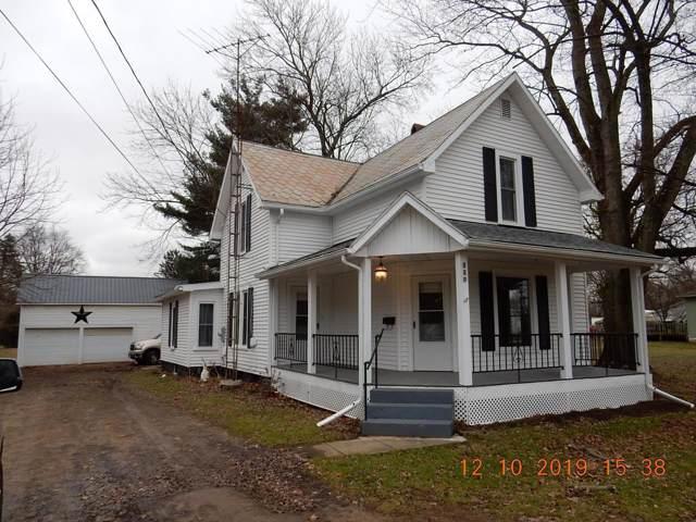 808 S Main Street, Mount Vernon, OH 43050 (MLS #219045089) :: Julie & Company
