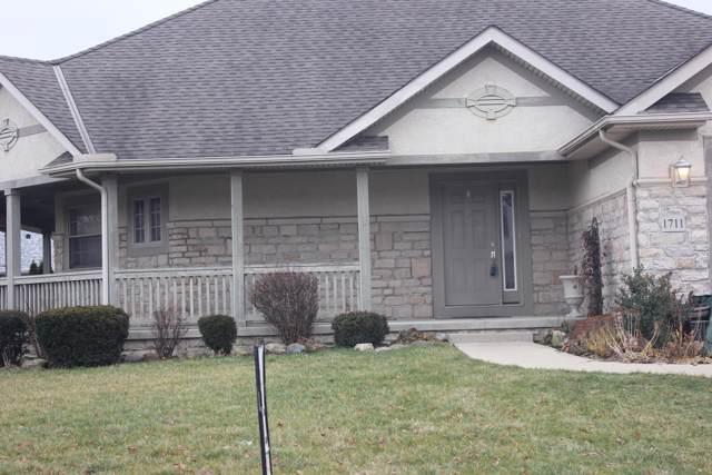 1711 Tuscarora Drive, Grove City, OH 43123 (MLS #219045094) :: RE/MAX Metro Plus