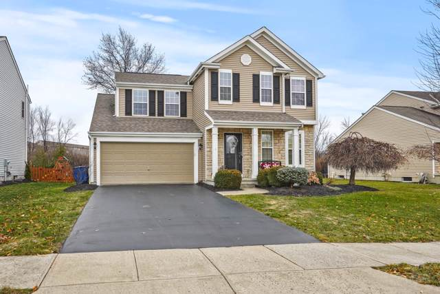 121 Mechlamoor Drive, Delaware, OH 43015 (MLS #219045098) :: The Clark Group @ ERA Real Solutions Realty