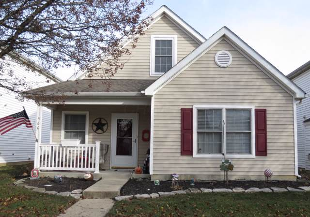 560 Star Spangled Place #101, Galloway, OH 43119 (MLS #219045105) :: CARLETON REALTY