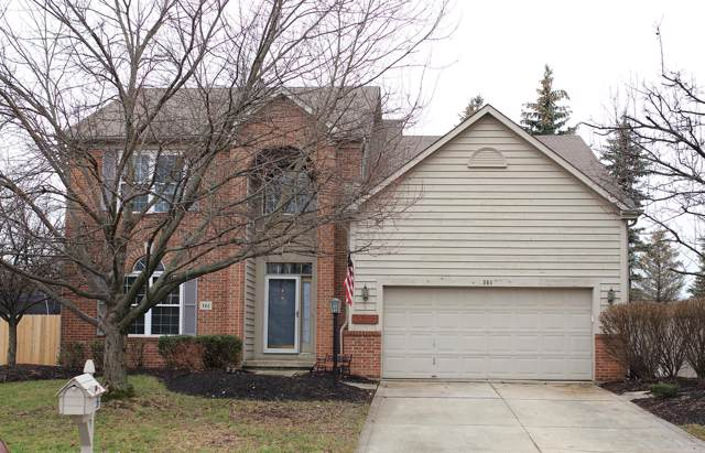 361 Amesbury Court, Westerville, OH 43082 (MLS #219045108) :: ERA Real Solutions Realty