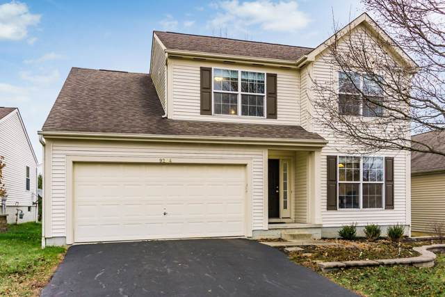 9204 Cambrian Commons Drive, Columbus, OH 43240 (MLS #219045127) :: Keller Williams Excel