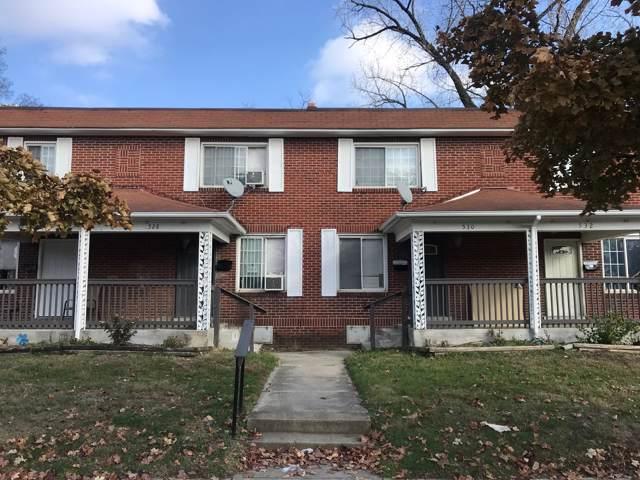 526-532 S Terrace Avenue, Columbus, OH 43204 (MLS #219045140) :: CARLETON REALTY