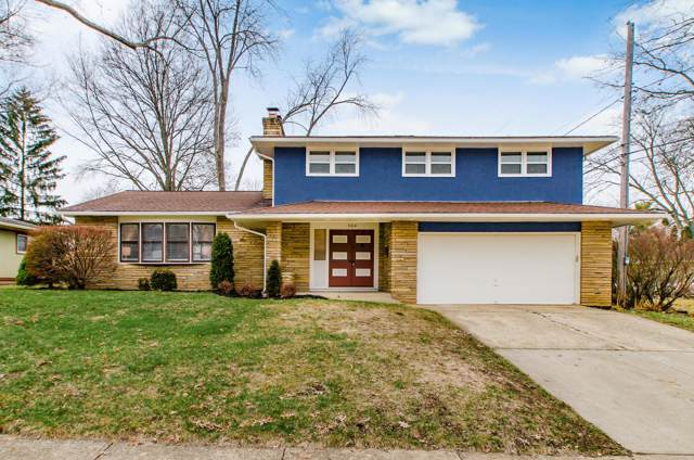 564 Timberlake Drive, Westerville, OH 43081 (MLS #219045147) :: Keller Williams Excel