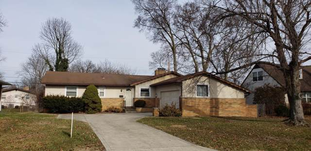 1036 Havendale Drive, Columbus, OH 43220 (MLS #219045157) :: The Raines Group