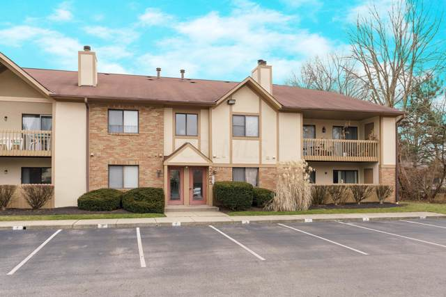 2265 Hedgerow Road 2265C, Columbus, OH 43220 (MLS #219045165) :: The Raines Group