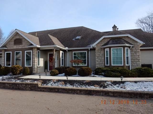 708 Knolls Drive, Mount Vernon, OH 43050 (MLS #219045172) :: Susanne Casey & Associates